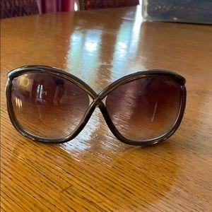 Tom Ford signature sunglasses
